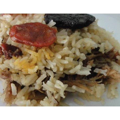 Arroz de Pato com Enchidos